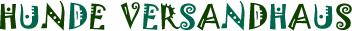 Hunde Versandhaus-Logo